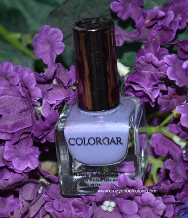 Colorbar Nail Lacquer My Things