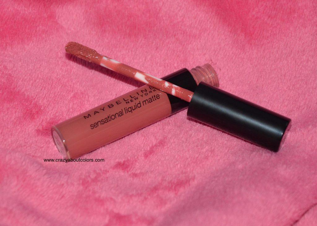 Maybelline Liquid Matte Lipstick Best Babe