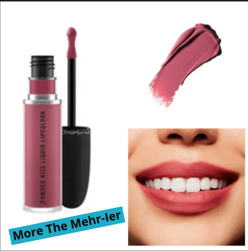 M.A.C Powder Kiss Liquid Lipcolour