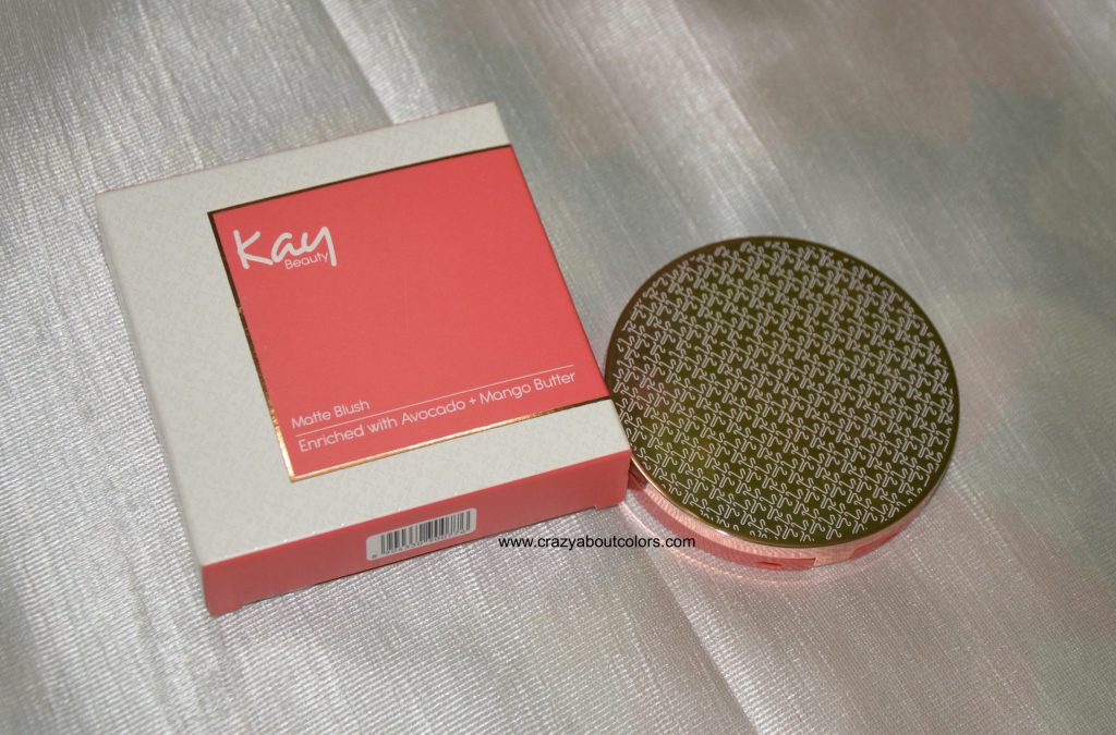 Kay Beauty Blush Sugar Candy