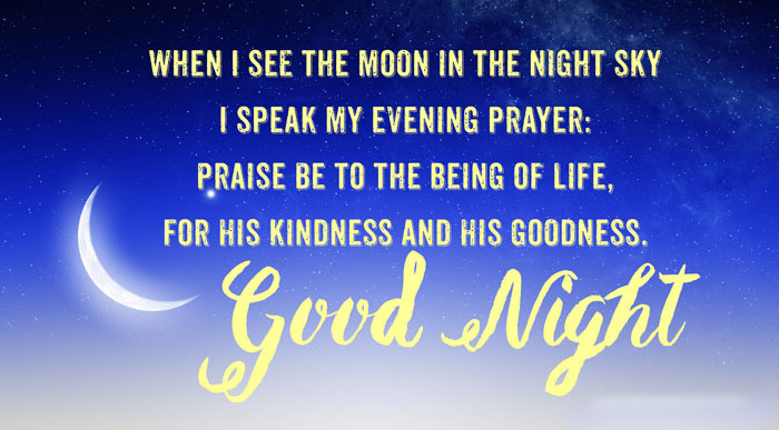 Goodnight Quotes Love Prayers My