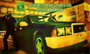 Sunshine Emulator for PSP
