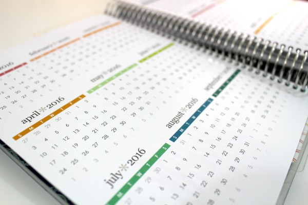 All about the Erin Condren Life Planner and why I recommend it. Click through to read more or pin now and read later.