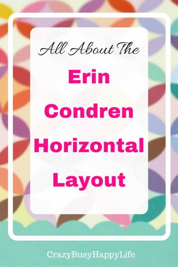 This is a great overview of the Erin Condren Horizontal Layout. Some great ideas on how to use a horizontal planner. Plus snag a free planner checklist so you don't leave important events off your planner. Click through to read. http://www.crazybusyhappylife.com