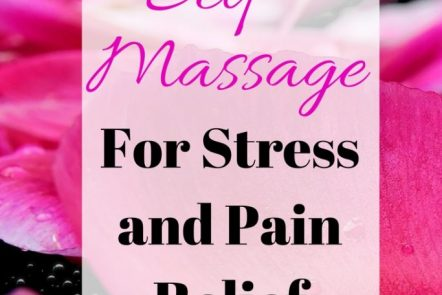 We all know the benefits of massage but the cost keeps many of us from going. Here is a way to learn self-massage. Increase happiness and reduce stress by trying this self-massage trigger point massage technique.