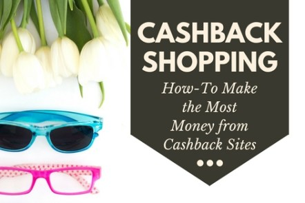 Here's a bunch of ways to get cash back this year by doing Christmas shopping through cashback sites.