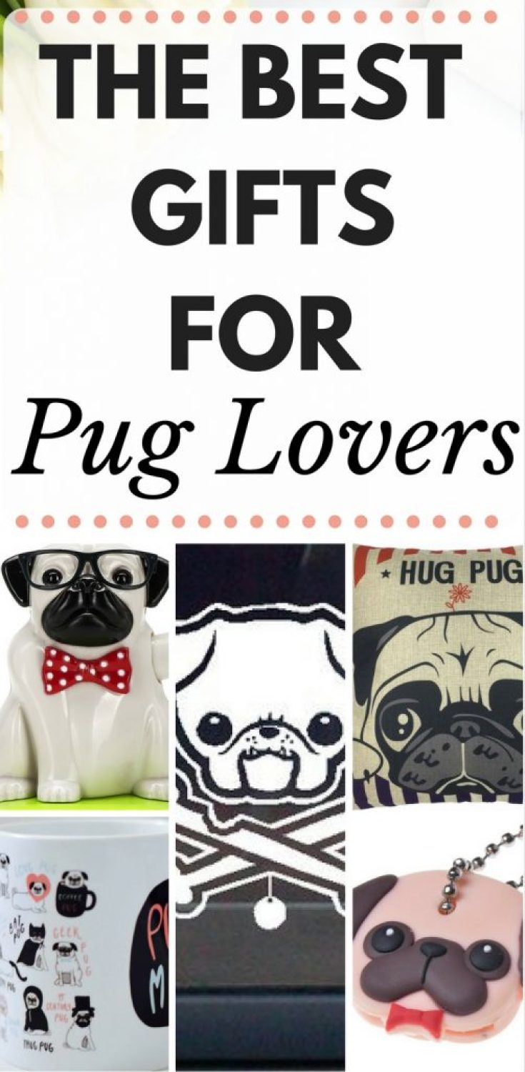 Need a gift for a pug lover. Check out this roundup of awesome pug stuff.