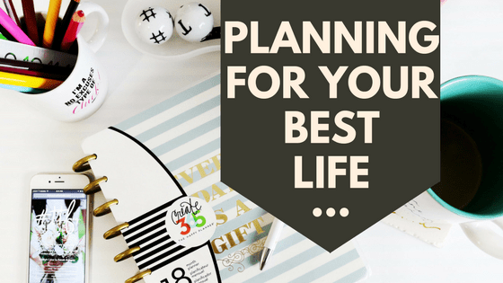 Best weekly planner tips. Avoid stress and make a planning day! Here's how you can use your Sunday (or whatever day you choose) to make your life better, organized, and stress free. #planning #planner #organize