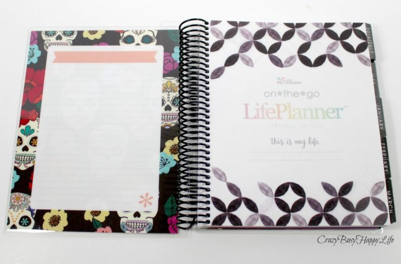 The Erin Condren Life Planner is the best daily planner for staying organized and productive