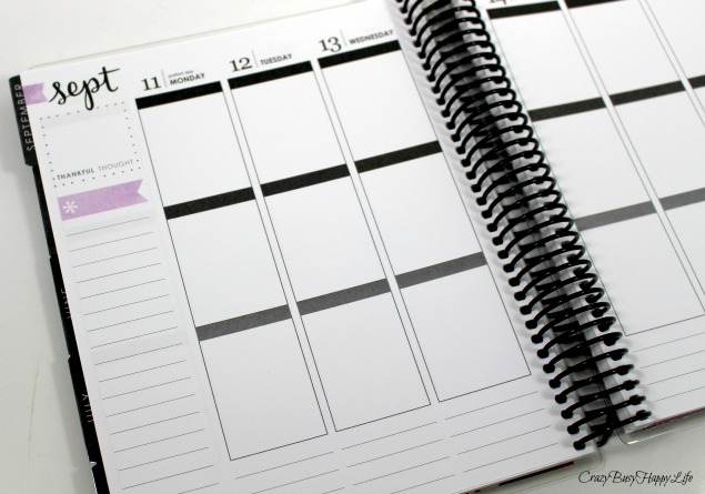 The Erin Condren Life Planner is the best daily planner for organizing