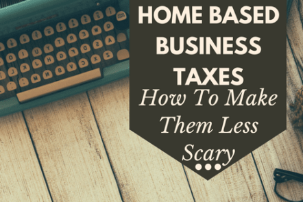 Make Home Based Business Taxes Less Scary with Xero