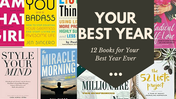 12 Books for your best year ever
