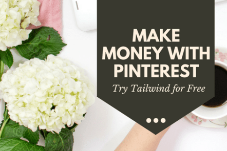 How to use tailwind to make money from pinterest
