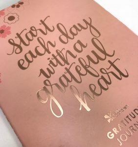 reasons to start a gratitude journal. Erin Condren gratitude journal