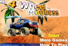 4 Wheels Madness
