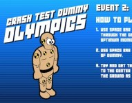 Crash Test Dummy Olympics 2