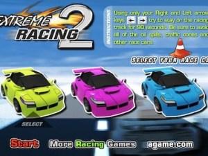 extreme car racing 2