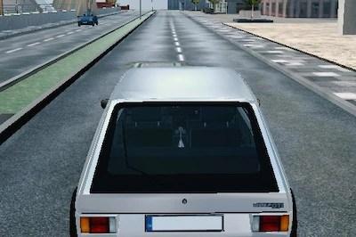 City Car Simulator game