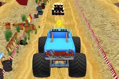 Monster Truck game