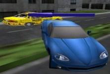 Simulator Taxi Driver