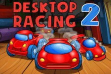 Desktop Racing 2 (HTML 5 Version)