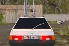 Y8's Russian Car Driver