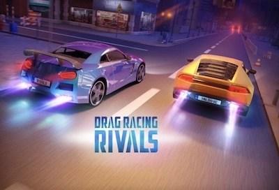 drag racing rival
