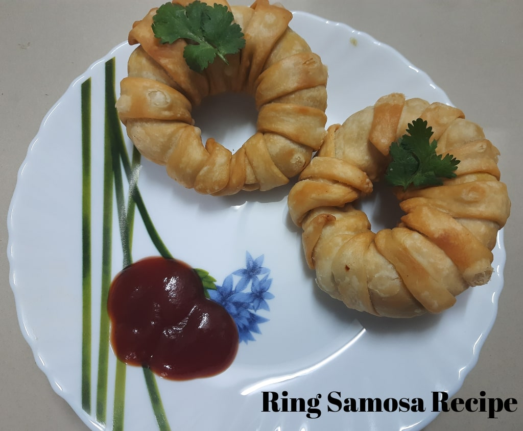 Ring Samosa recipe