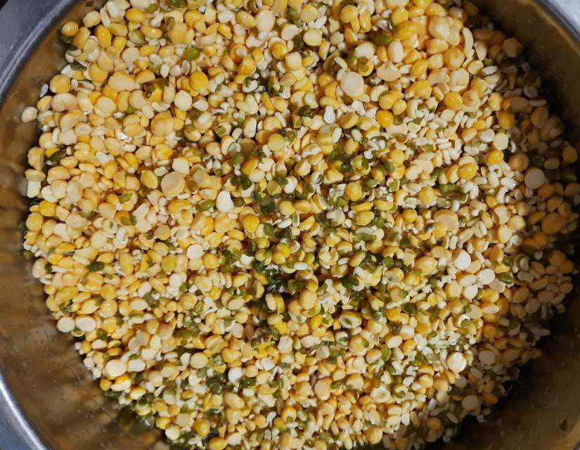 remove-water-from-dal
