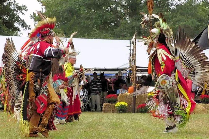 Chickahominy Tribe - Chickahominy Pow Wow - Virginia Powwows
