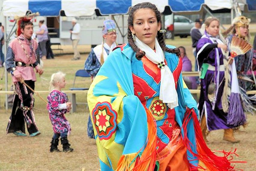 North Bay Clan of Lower Creek Muskogee Tribe  Florida Powwows