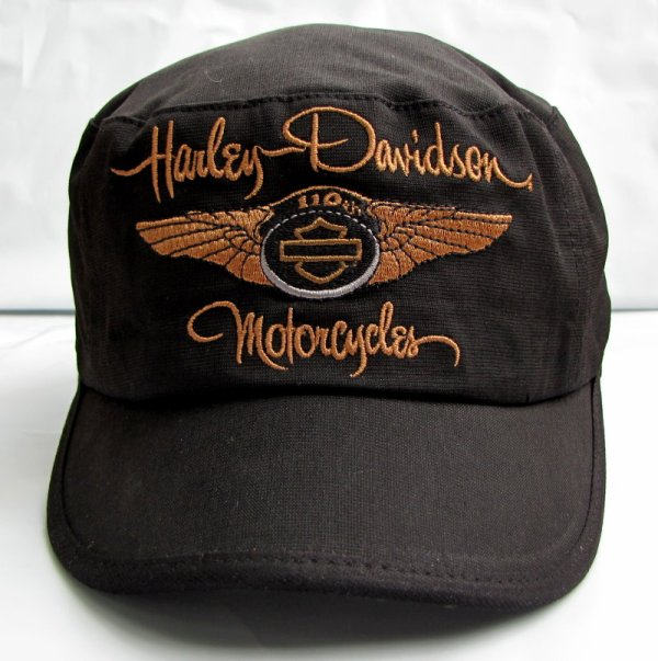 Harley Davidson 110th Anniversary Ladies Ball Cap Hat