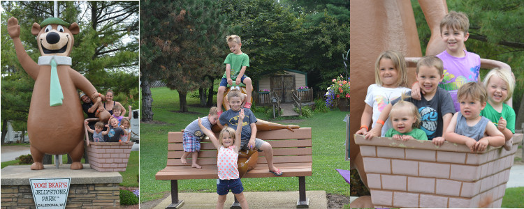 Kids At Jellystone