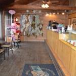 Ice Cream Shop in Jellystone Park Caledonia