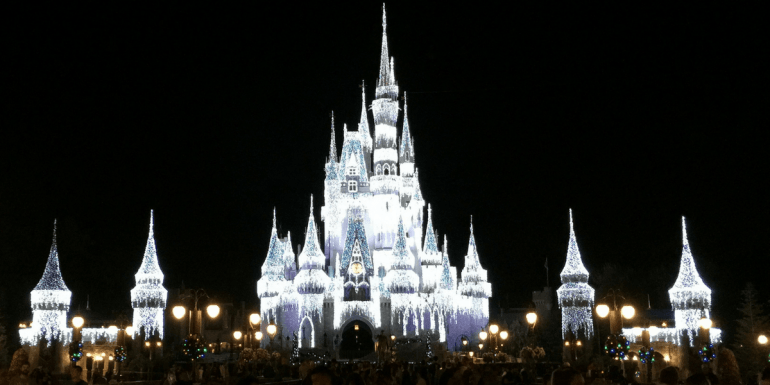 Visit Magic Kingdom on The Ultimate Florida Road Trip
