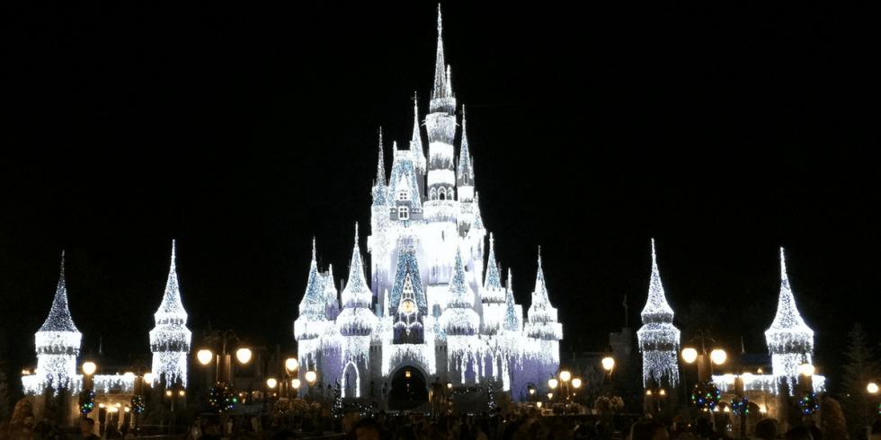 Visit Magic Kingdom on The Ultimate Florida Road Trip