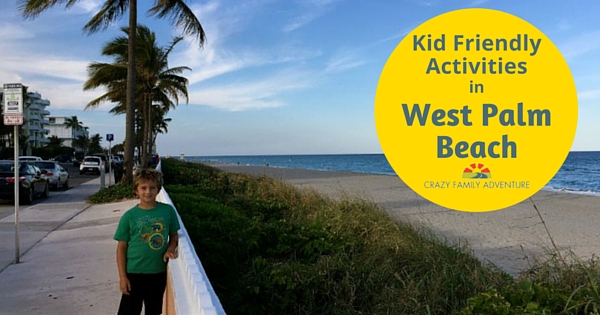 Kid Friendly Activities In West Palm Beach