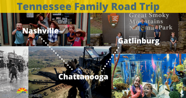 Tennessee Family Road Trip