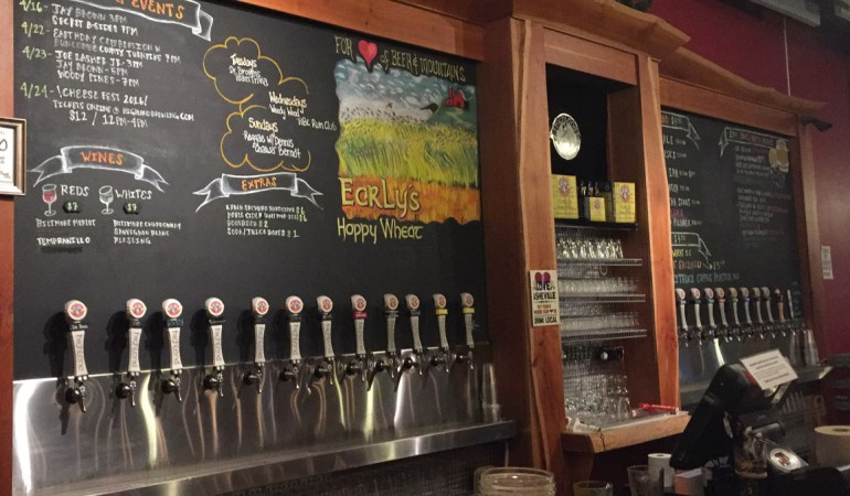 Kid Friendly Breweries in Asheville, North Carolina