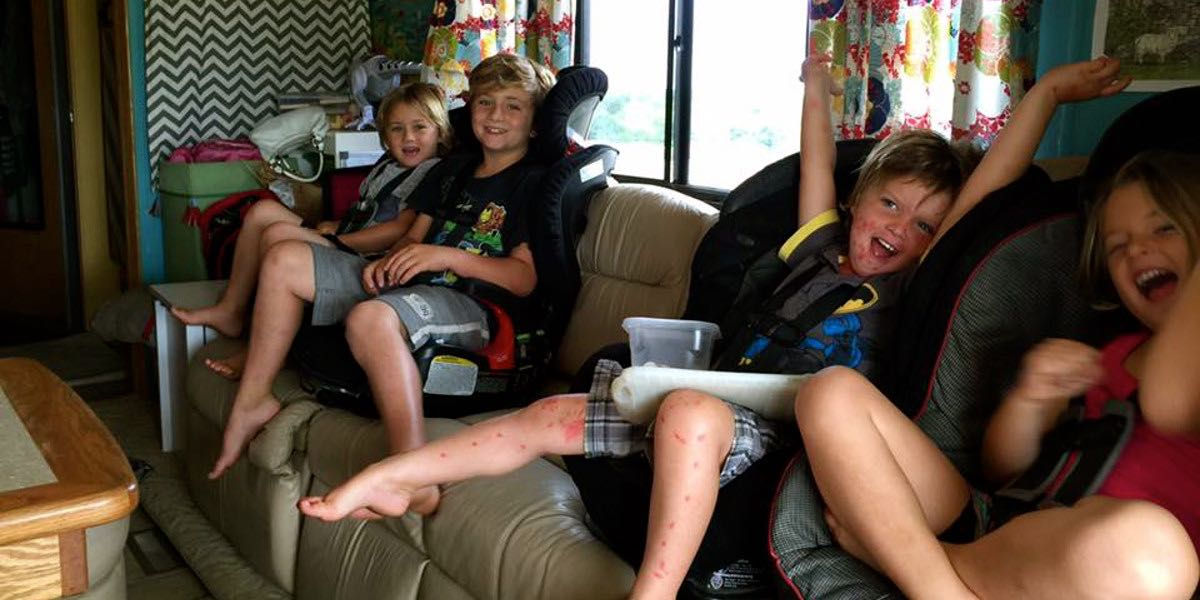 11 Ways You Know You Have Fulltime RV Kids