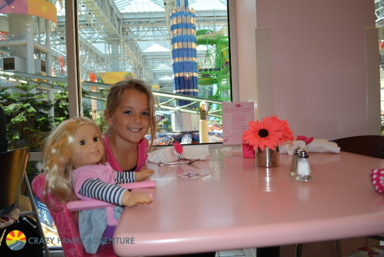 Things To Do At Mall of America With Kids - American Girl Doll Experience
