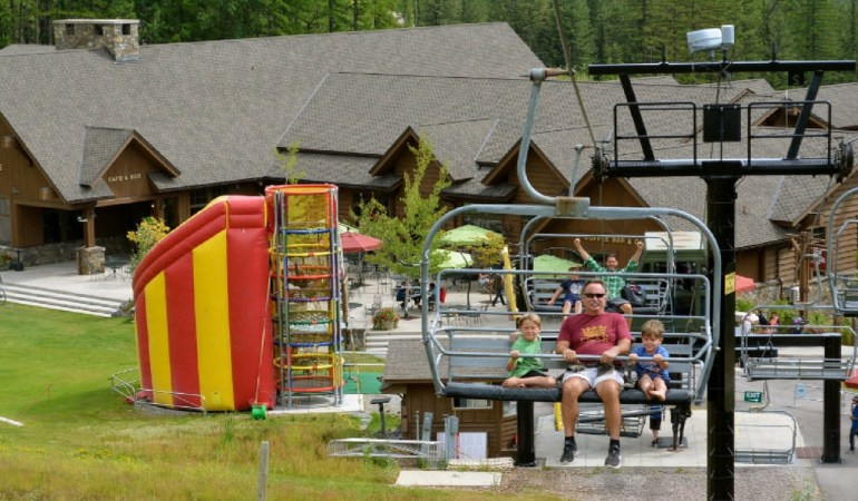 Whitefish Mountain Resort Summer Activities