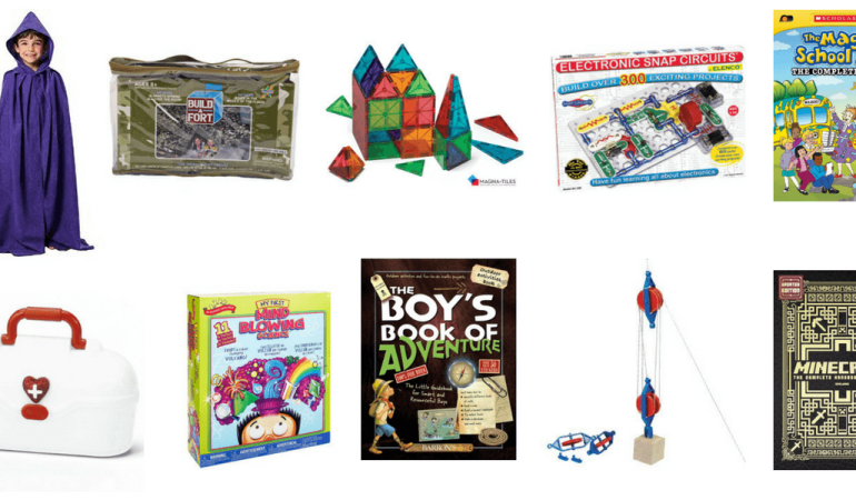 Top 10 Gift Ideas For Homeschoolers