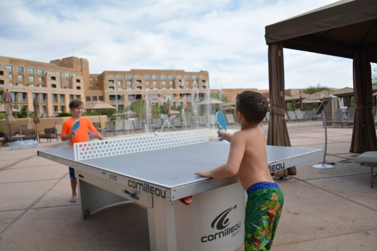 Stay at J.W. Marriott Starr Pass Resort with your kids in Tucson