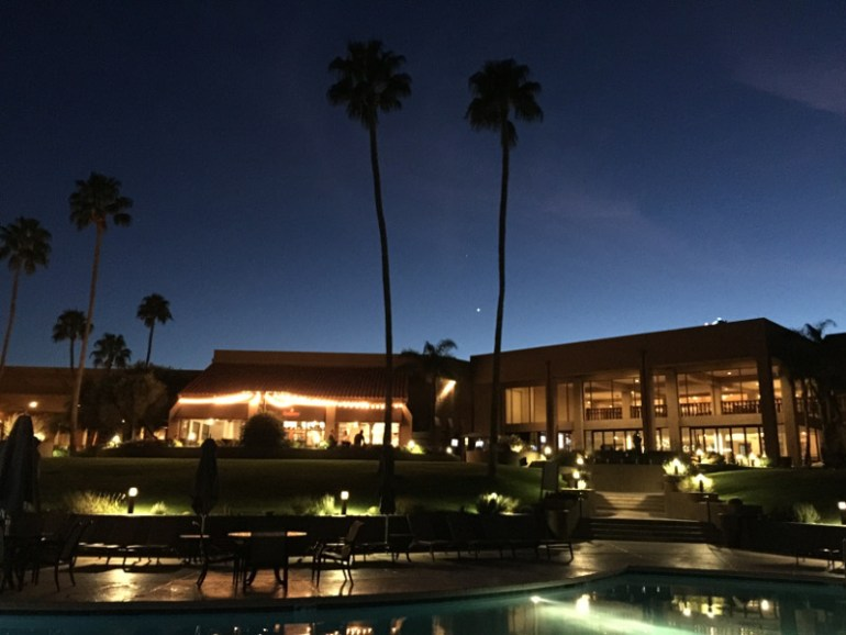 Eat with your kids at Epazote at Hilton Tucson El Conquistador in Tucson