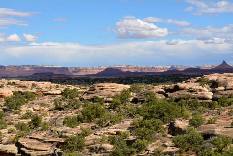 Canyonlands is stop 2 on this Utah road trip