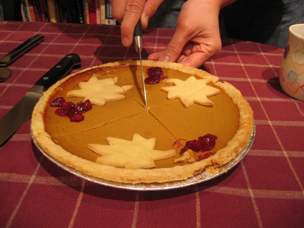 thanksgiving pie