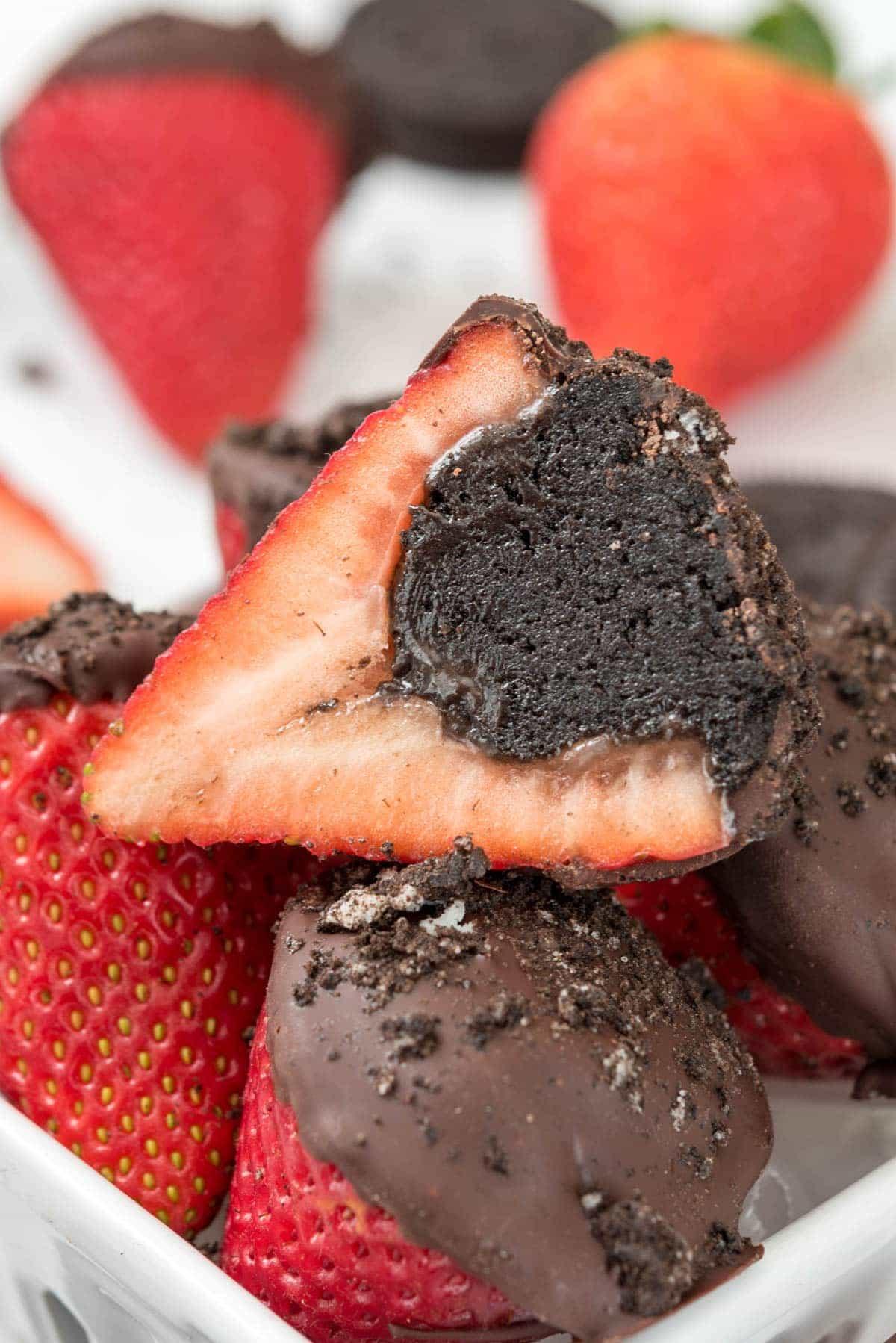 Wedding Chocolate Covered Strawberries