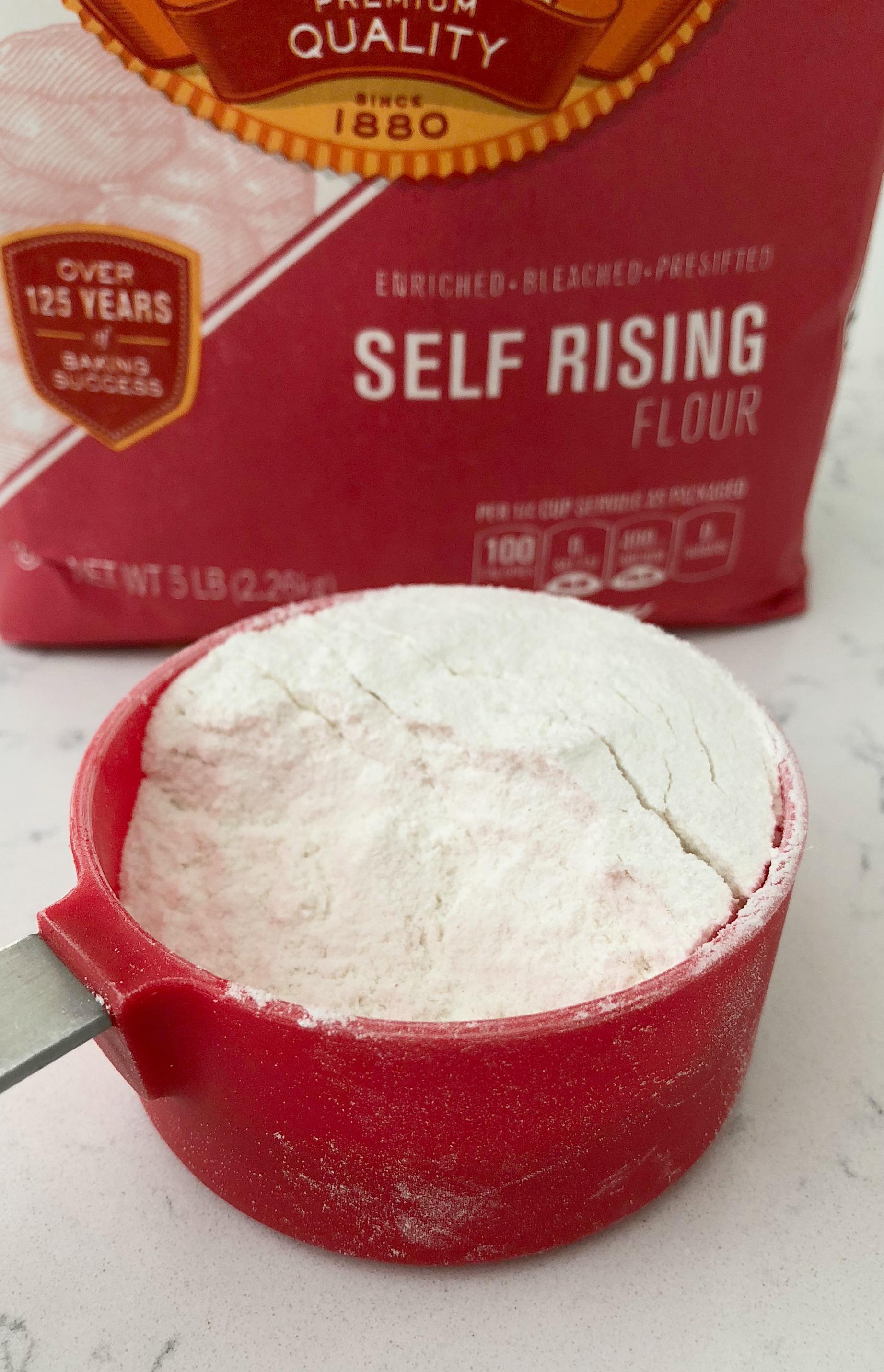 How to make Self Rising Flour - Crazy for Crust