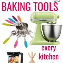Kitchen Needs Kids Toys Baking Tools Every Crazy For Crust